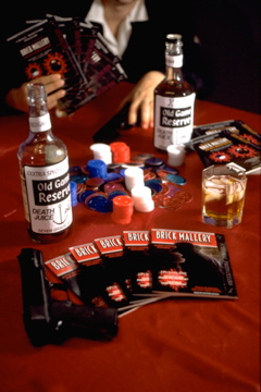 Brick Mallery Death Juice Poker
