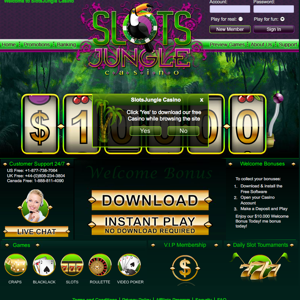 How to Sign Up With An Online Casino